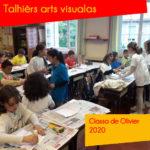 Talhièrs arts visualas