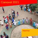 Carnaval 2021 - un carnaval pas comme les autres